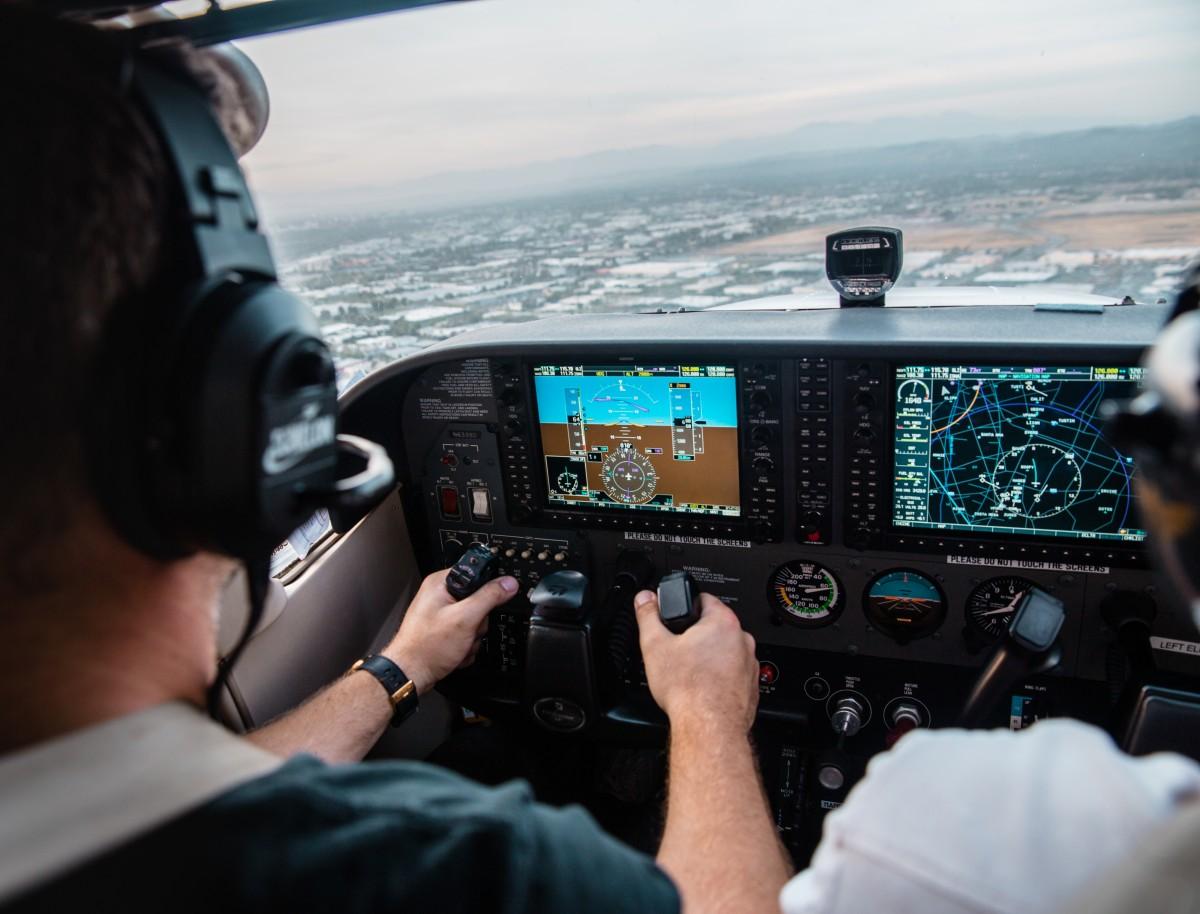 Comment devenir un pilote de ligne commercial